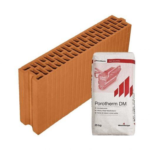 Porotherm 10 N+F Profi