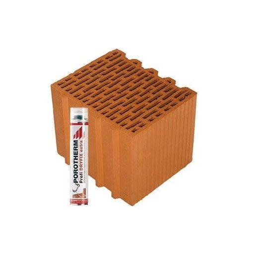 Porotherm 30 N+F Profi Dryfix