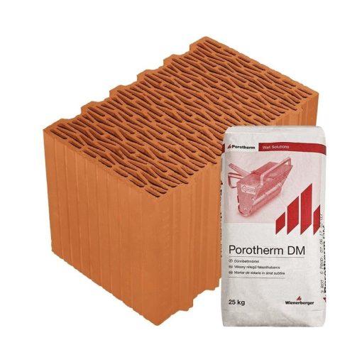 Porotherm 38 Klíma Profi