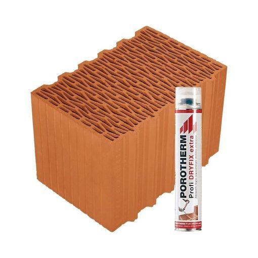 Porotherm 30 Klíma Profi Dryfix