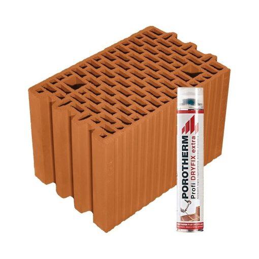 Porotherm 25 N+F Profi Dryfix