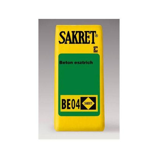 SAKRET BE-04 Betonesztrich