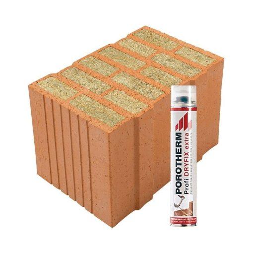 Porotherm 38 Thermo Profi Dryfix